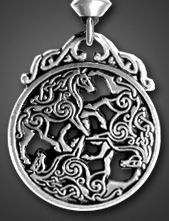 Epona celtic horse goddess pendant necklace free shipping epona celtic horse goddess pendant necklace free shipping celtic horse magick aloadofball Image collections