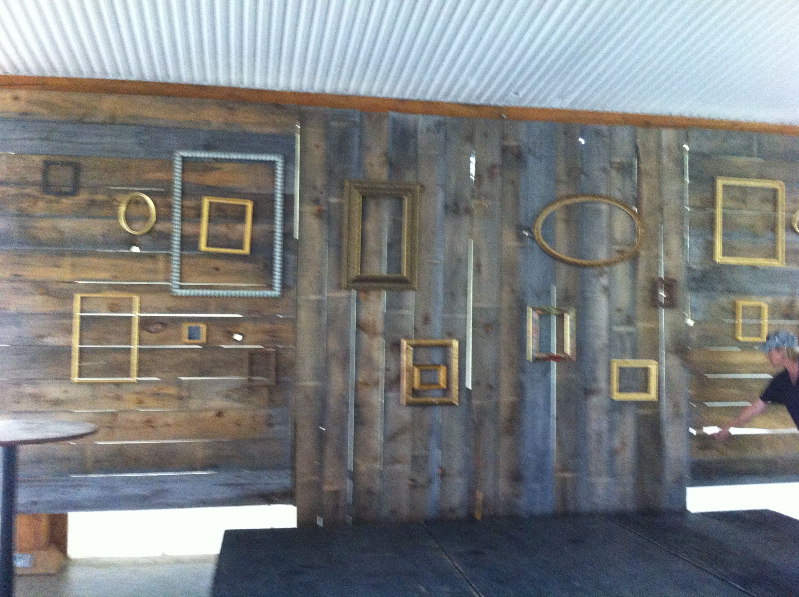 Barn board back drop | Rustic wedding backdrops, Backdrops ...