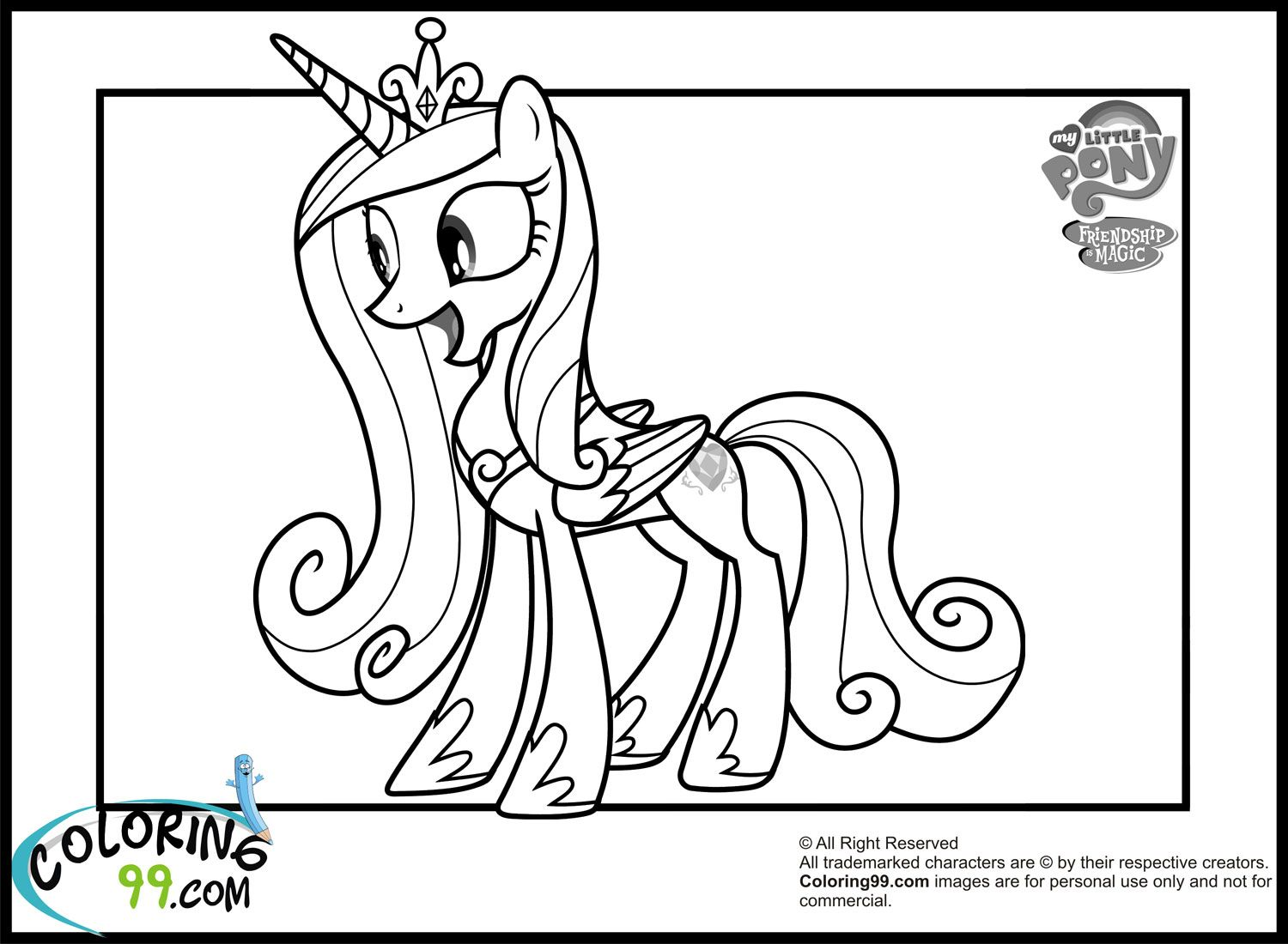 Princess Cadance | My little pony | Pinterest | Princess