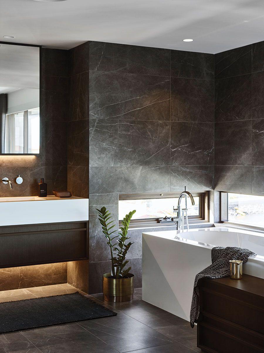 Interior design that showcases modern australian style