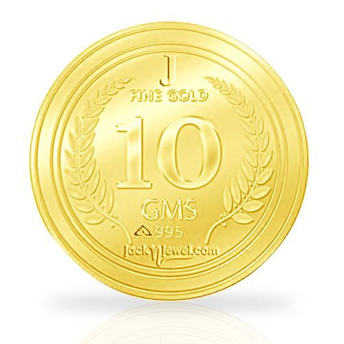 Jacknjewel 10 Gm Gold Coin Gold Coins Gold Gold Gift