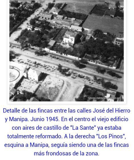 1945. José del Hierro y Manipa