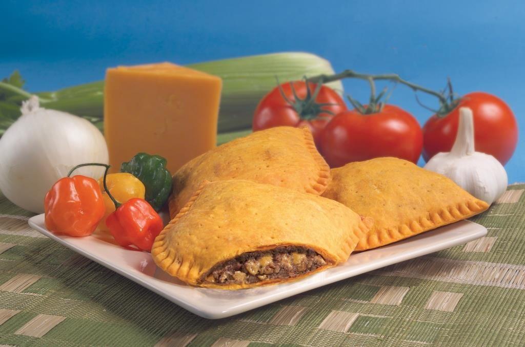 beefy cheese jamaican patties  caribbean recipes
