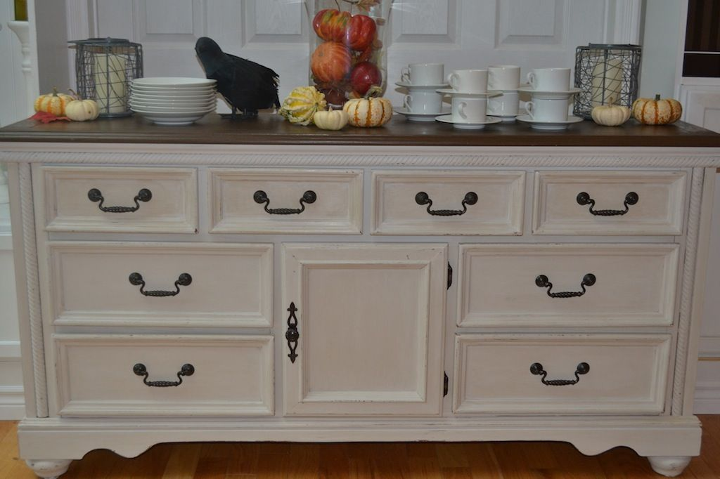 Best How Distress A Painted Distressed White Dresser Http 640 x 480