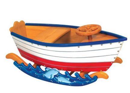 Rocking Boat for kids