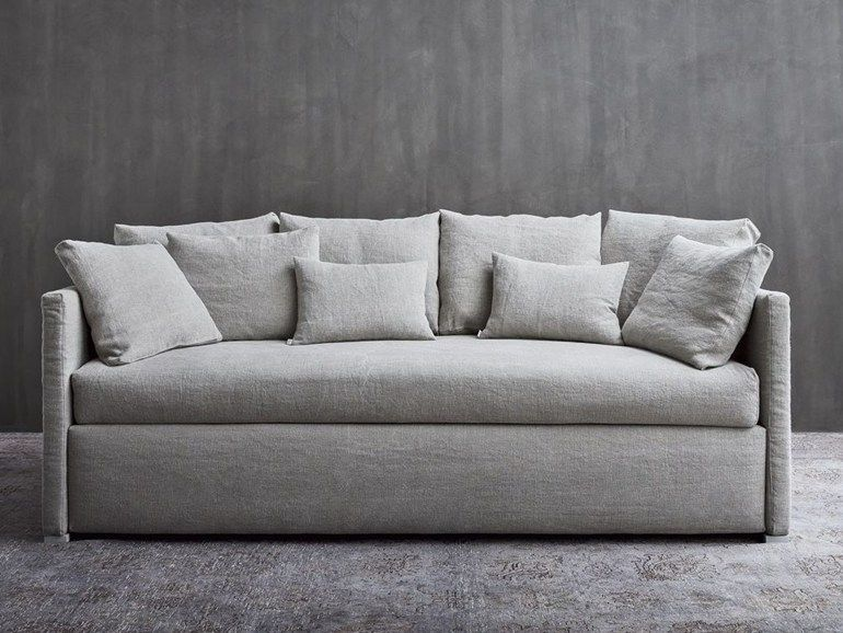 Divano Letto Flou.Download The Catalogue And Request Prices Of Biss Sofa Bed By