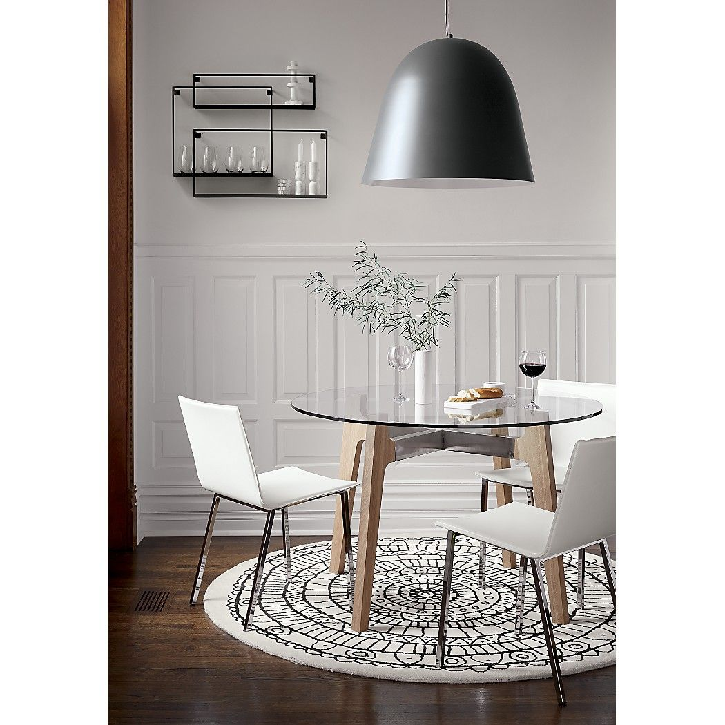 Brace Dining Table From Cb2