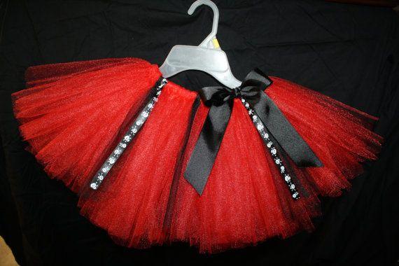 Toddler/child halloween costume tutu prissy by LivyVivyDesigns, $17.00