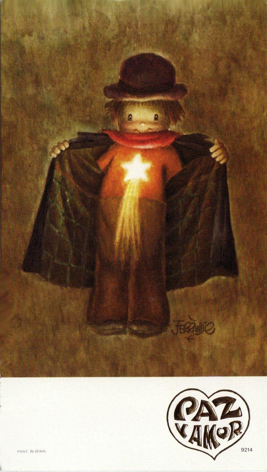 The Visual Poetry of Juan Ferrándiz: Star