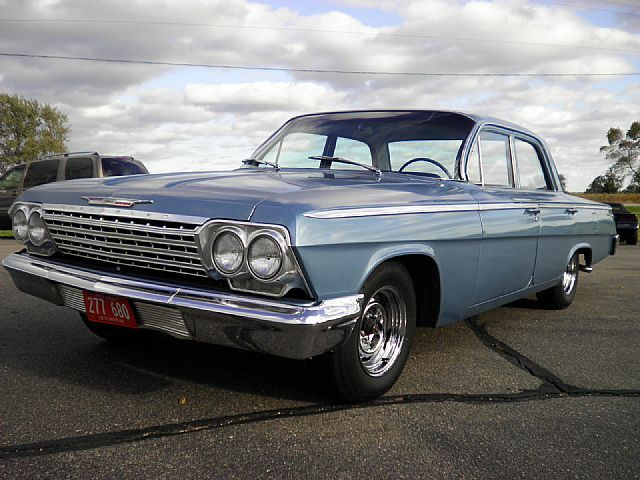 1962 Chevy Bel Air 4 Door My Grandparents Had One Complete With Clear Plastic Seat Covers Chevy Bel Air Chevy 64 Impala