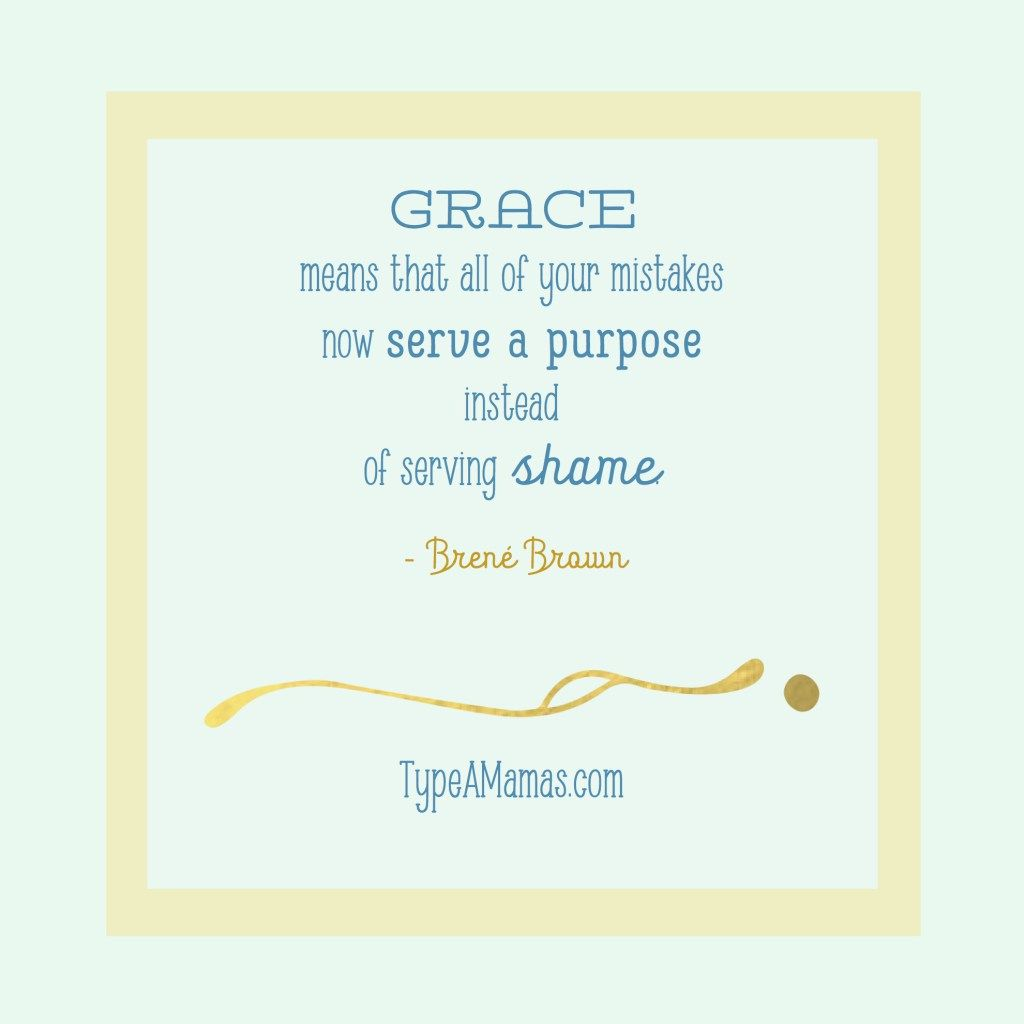 Quote From Brene Brown On Shame With Images