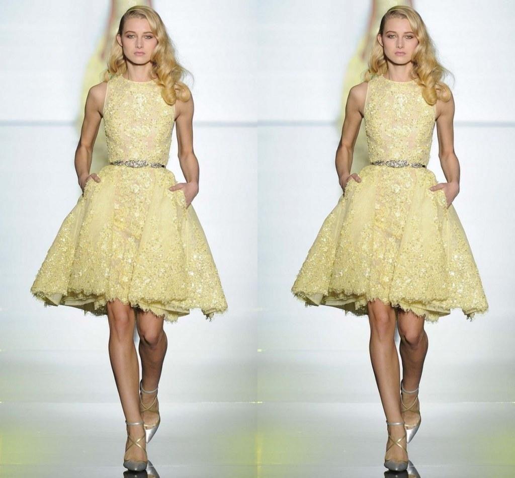 Camo prom dresses light yellow prom dresses zuhair murad spring