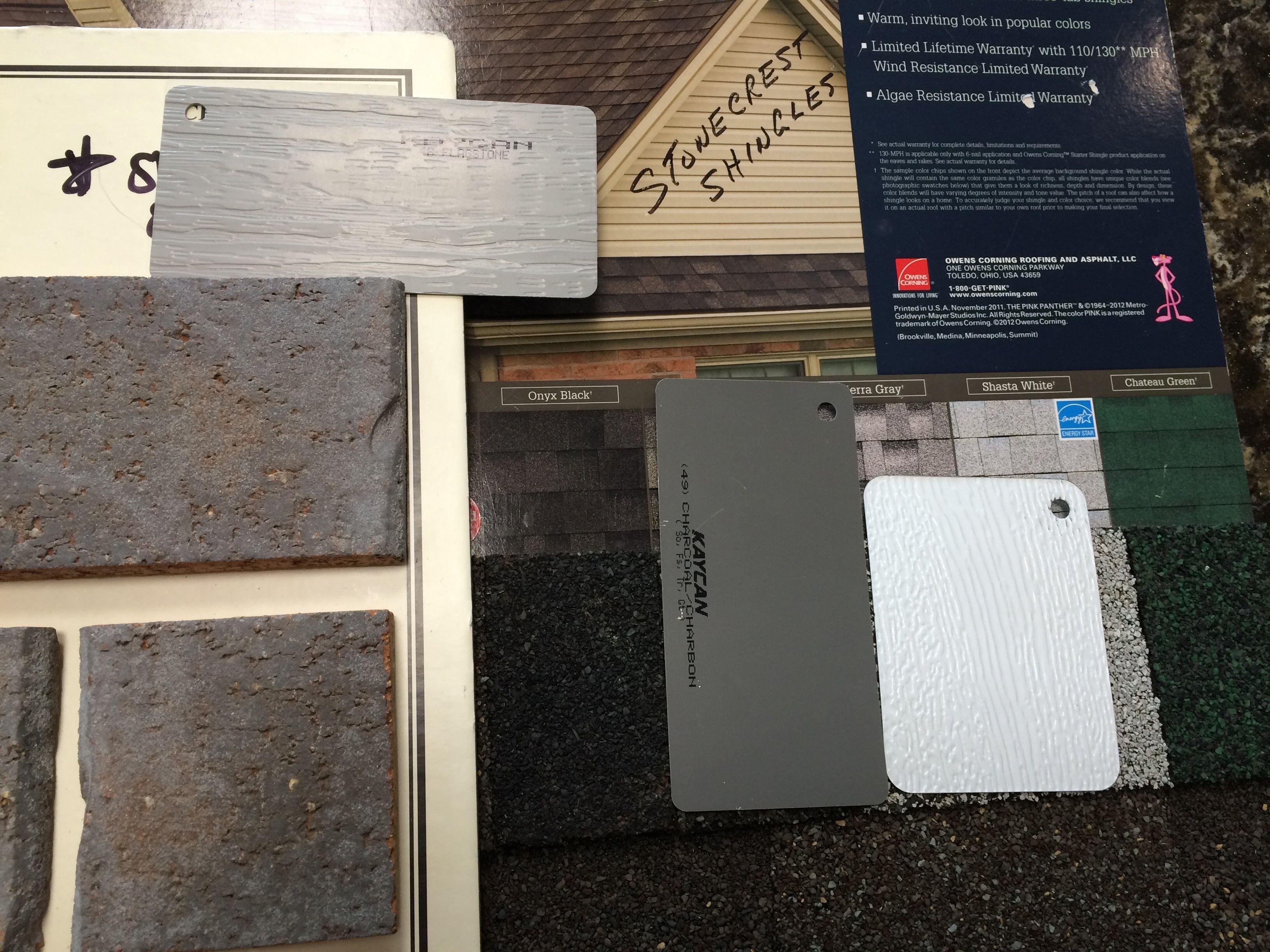 Best Exterior Brick Crystal Grey Brampton Kaycan Flagstone 400 x 300