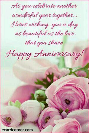 Happy Anniversary Happy Wedding Anniversary Quotes Happy