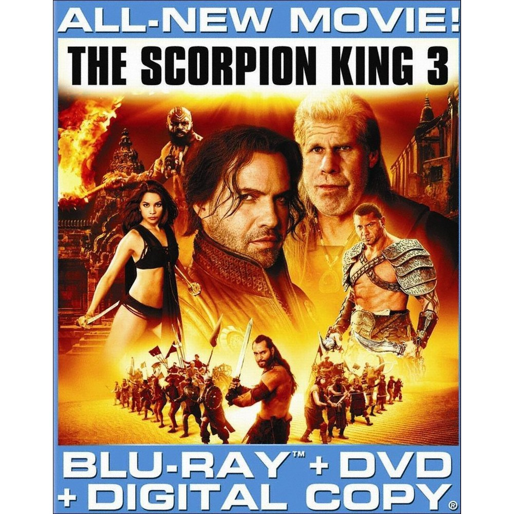 The Scorpion King 3: Battle for Redemption [