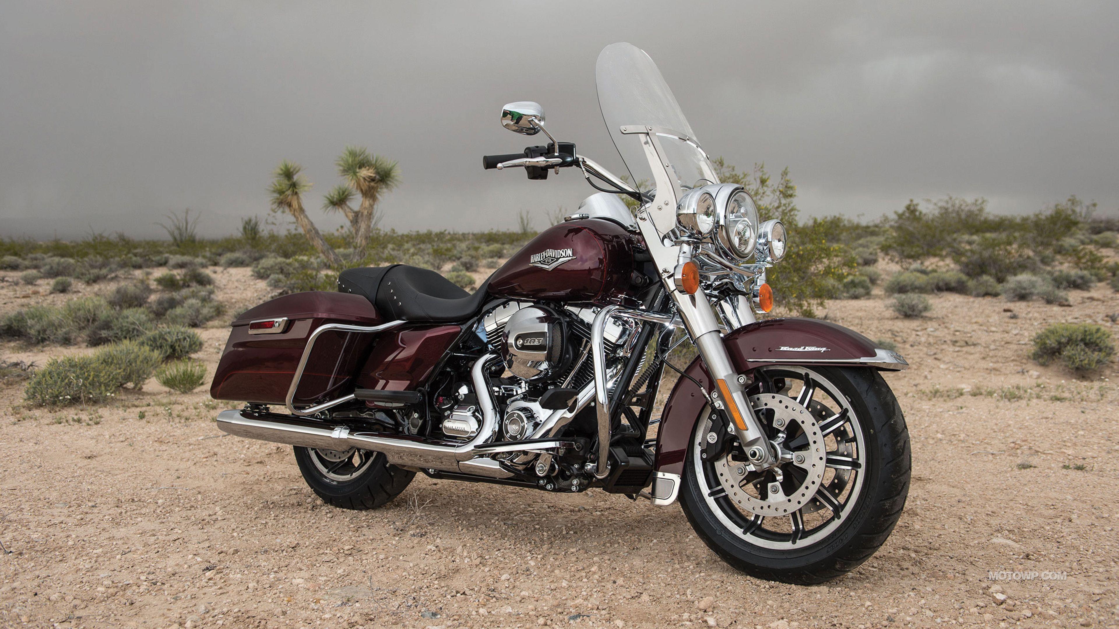 Harley Davidson Road King Wallpaper High Definition #sqR