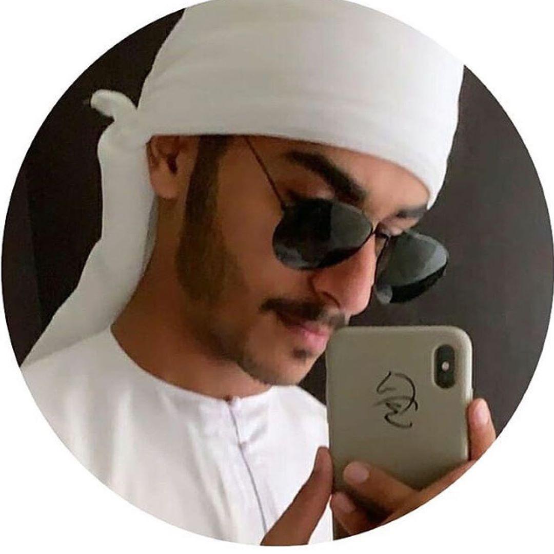 Pin By مـردهـا بـتـزيـن On افـتـارات Square Sunglasses Men Handsome Arab Men Square Sunglass