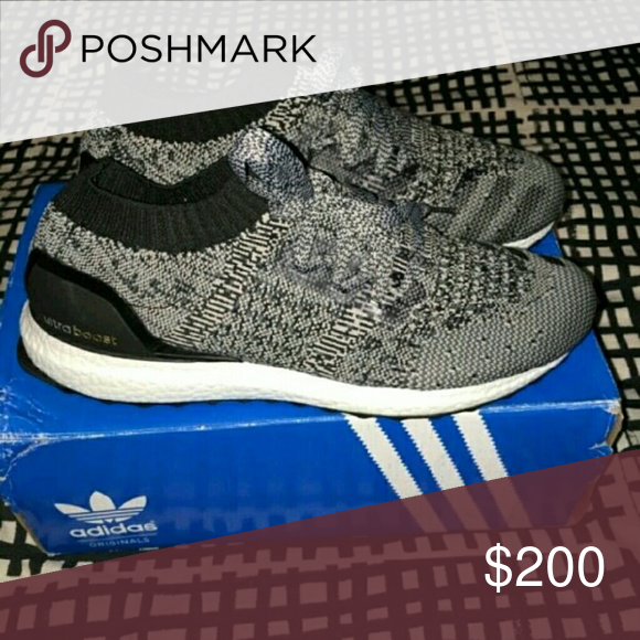 Adidas Uncaged Ultra Boost Brand new ! Hmu if interested adidas Shoes Sneakers