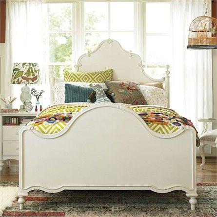 8276212c70c10 Silver Kensington Katherine Upholstered Full Panel Bed