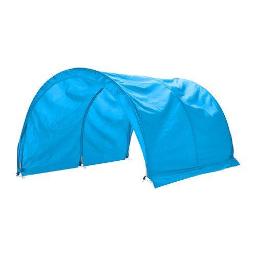 Kura canopy ikea anna 39 s kinderzimmer pinterest bett kinderzimmer und kinder zimmer - Zelt kinderzimmer ikea ...