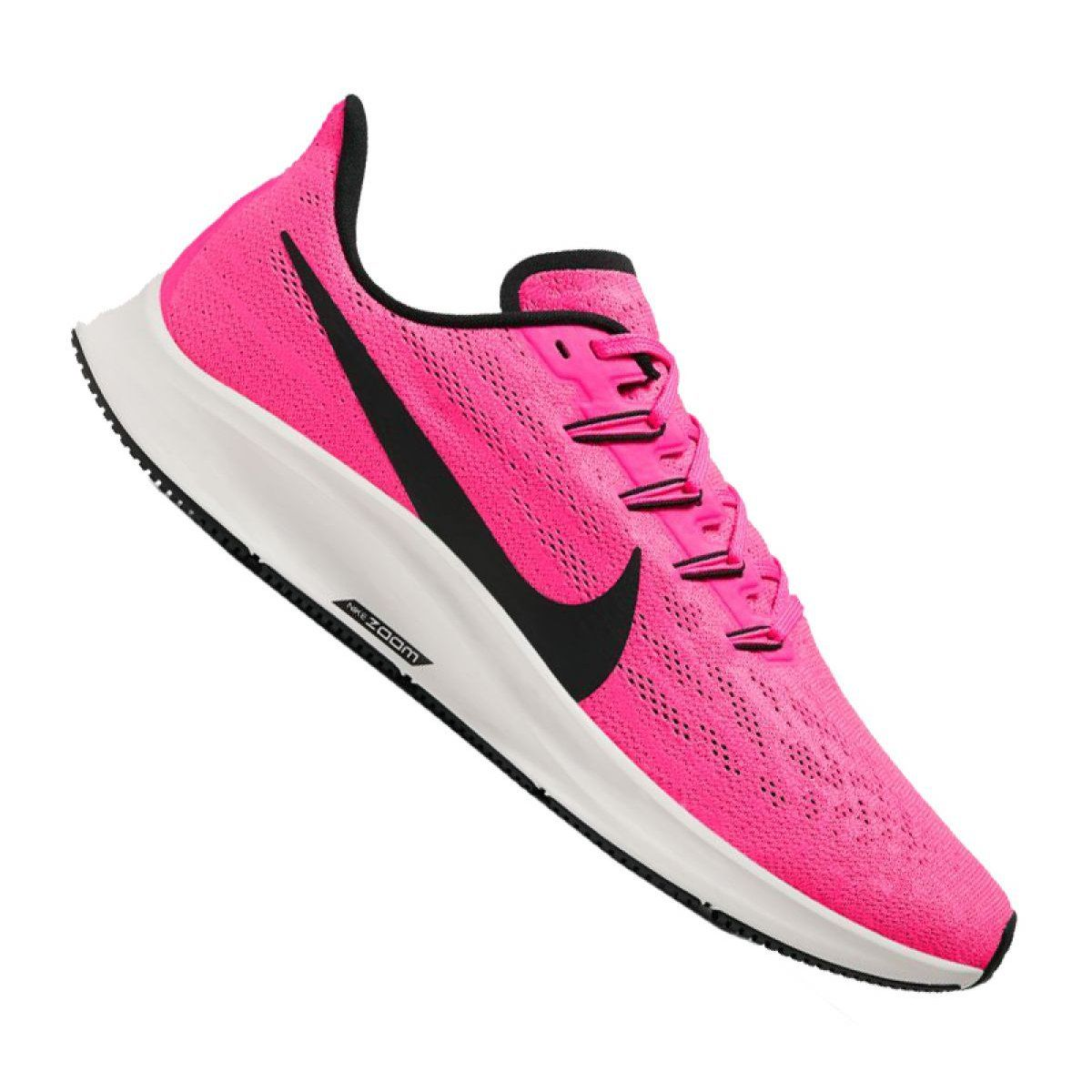 Buty Do Biegania Nike Air Zoom Pegasus M Aq2203 601 Rozowe Nike Air Zoom Pegasus Nike Air Zoom Pink Running Shoes