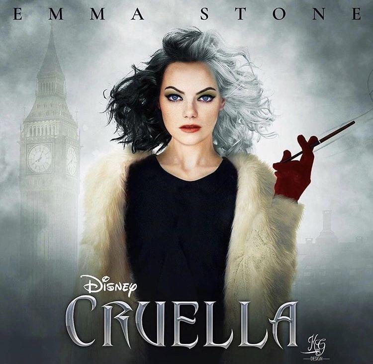 Disney 2021 🐼🐼🐼 | Emma stone, Cruella, Disney mom