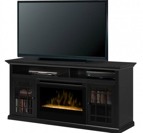 Dimplex - Electric Fireplaces » Media Consoles » Products » Hazelwood Media Console