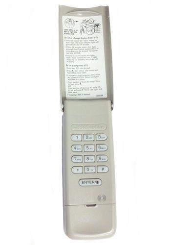 Liftmaster Wireless Keyless Entry 877max Liftmaster Keyless