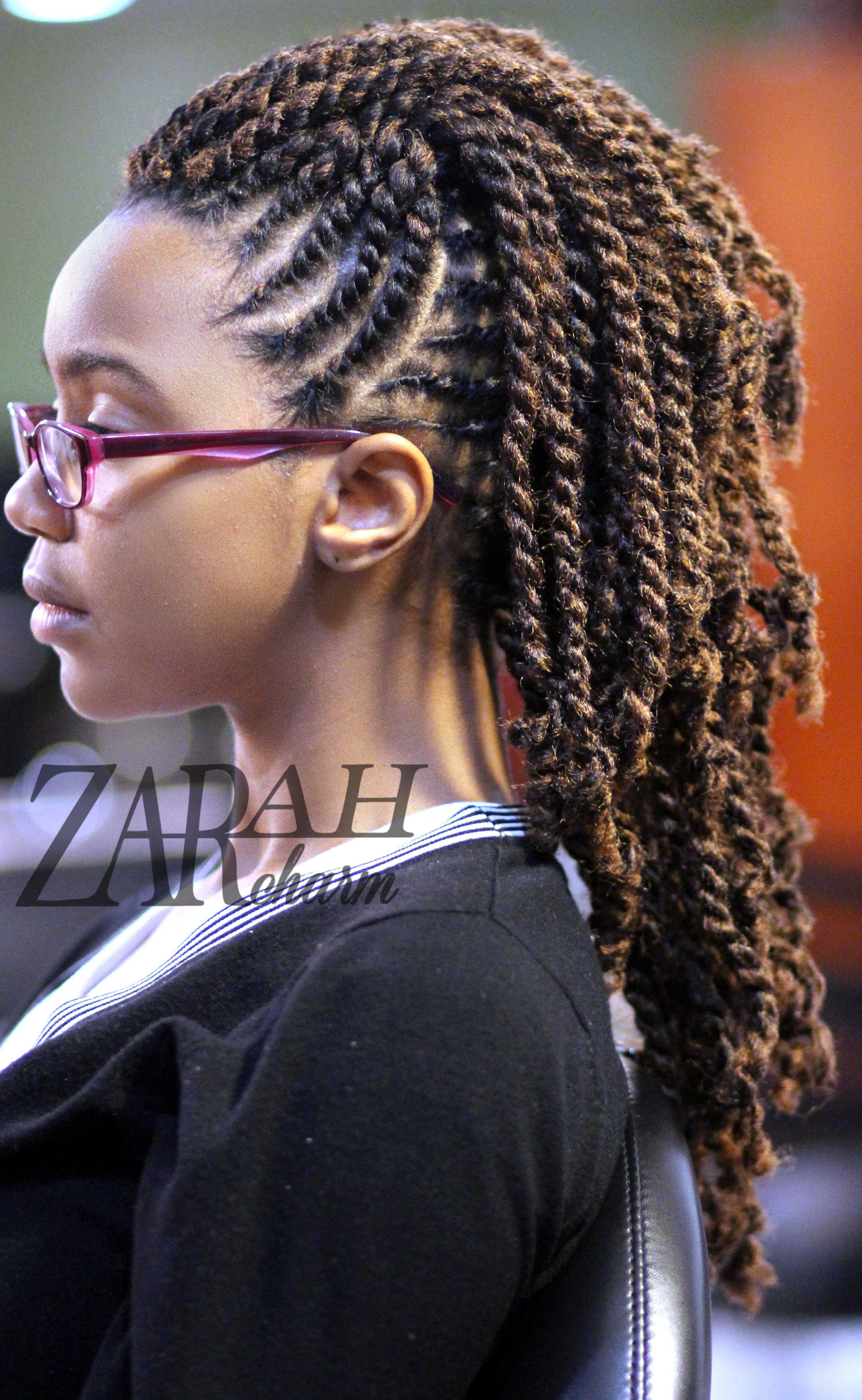 pin on natural hair styles by zarah charm