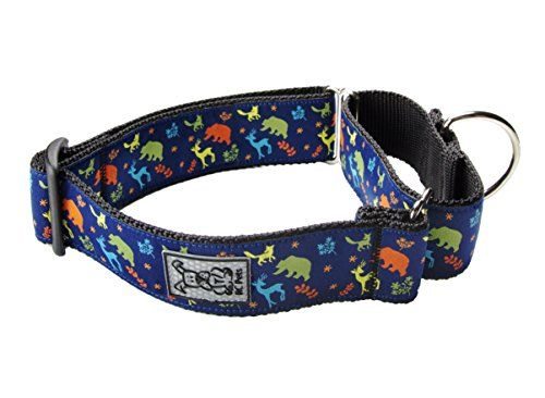 Rc Pet Products 112 All Webbing Martingale Dog Collar Large Wilderness To View Further For This Item Visit T Martingale Dog Collar Pets Dog Training Collar