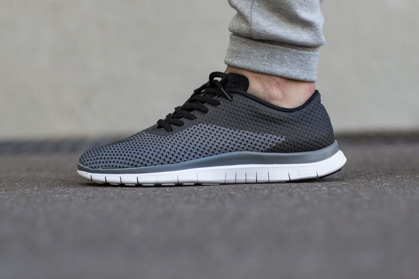 d8c673322d2d Nike Free Hypervenom Low Black Cool Grey  NSW drops a breathable take on  its low-top