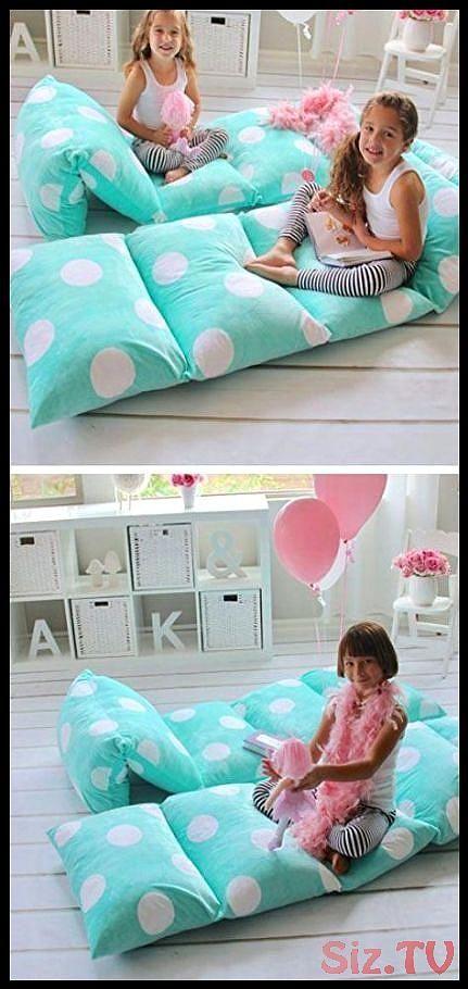 58 Ideas For Room Decor For Teen Girls Tumblr Diy Pillows  2019  58 Ideas For Room Decor For ... #teenroomdecor