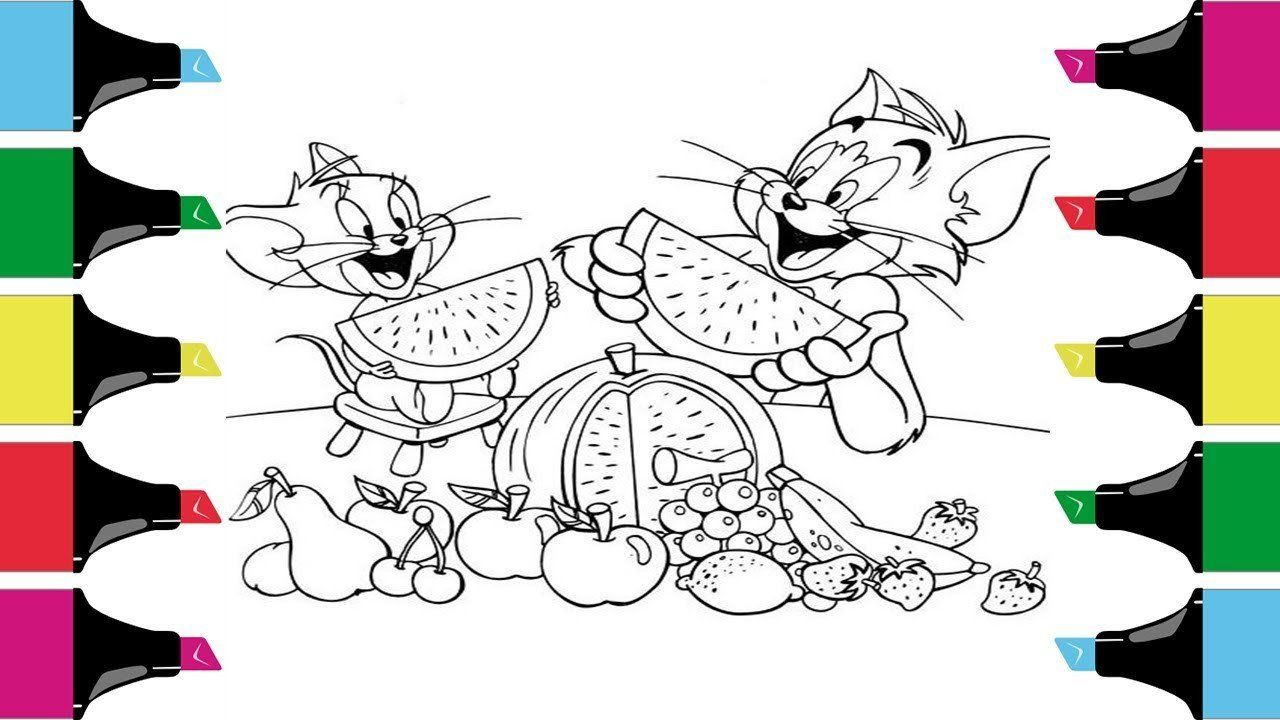 30 Beautiful Tom And Jerry Coloring Pages In 2020 Dream Catcher Coloring Pages Cartoon Coloring Pages Coloring Pages