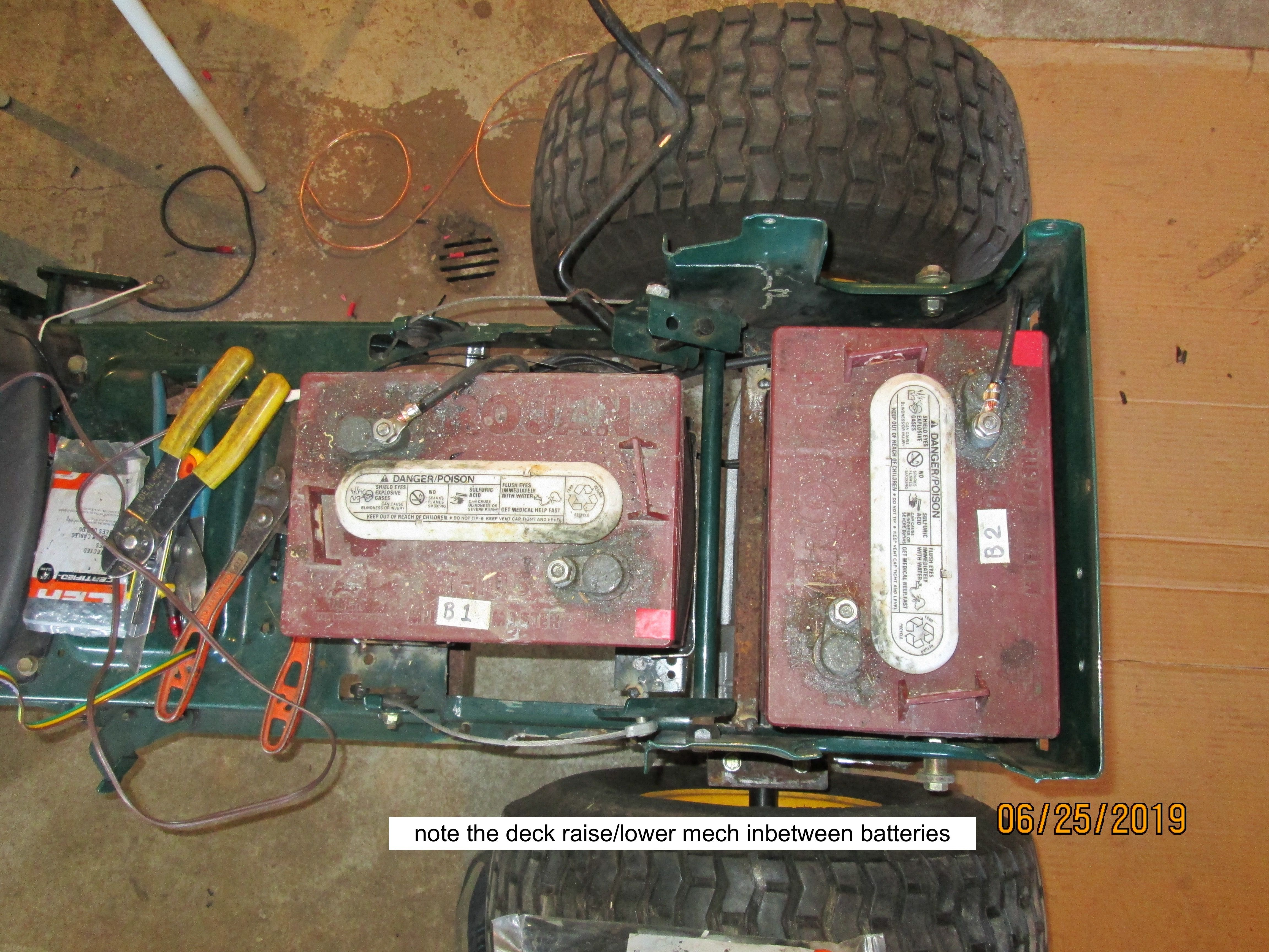 We Have Improved Our Electric Tractor Conversion Kit To