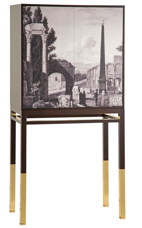 Roche Bobois Christian Lacroix Join Forces For Furniture Collection Rue Now Furniture Collection Christian Lacroix Furniture Design Inspiration