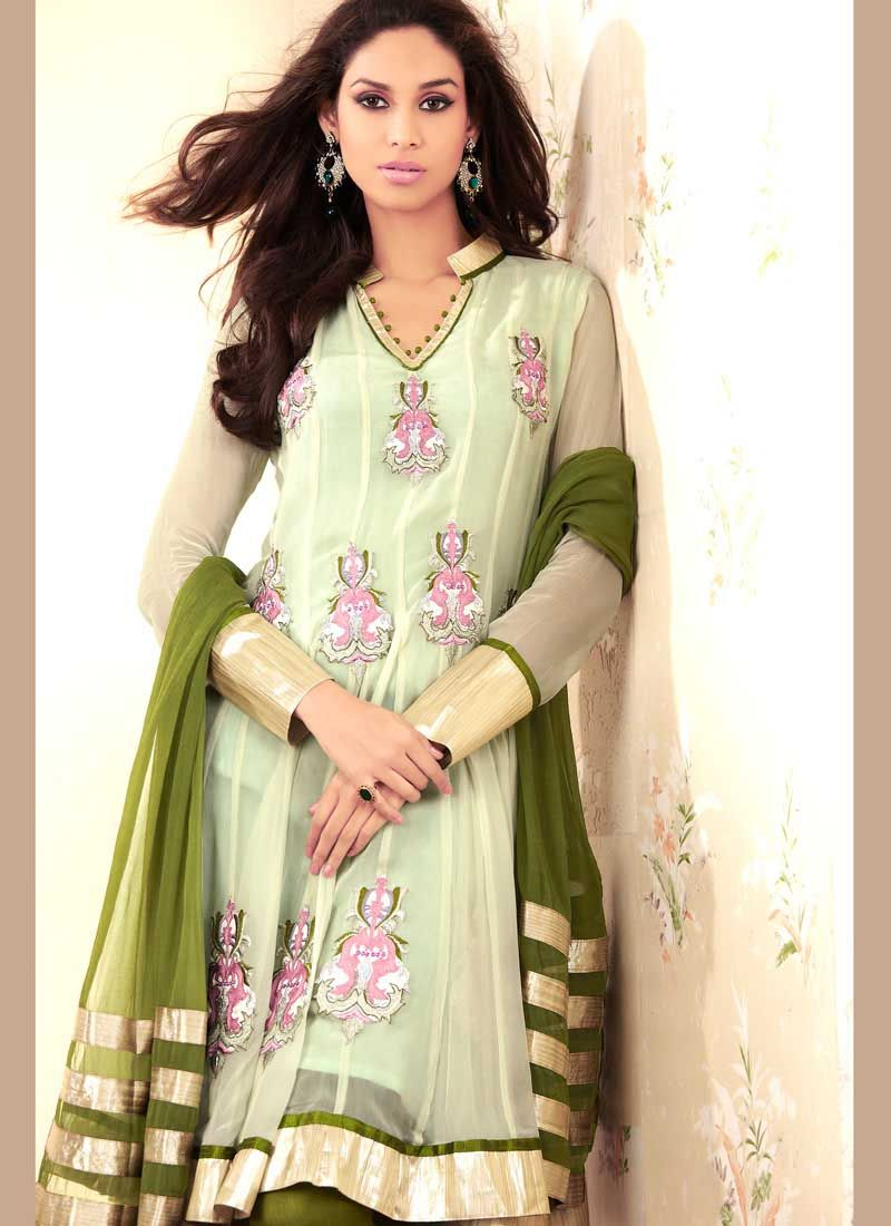 Simple Beautiful Salwar Kameez for Eid | Eid Collection ...