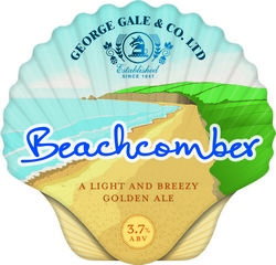 Low-ABV Gales Beachcomber arrives for summer