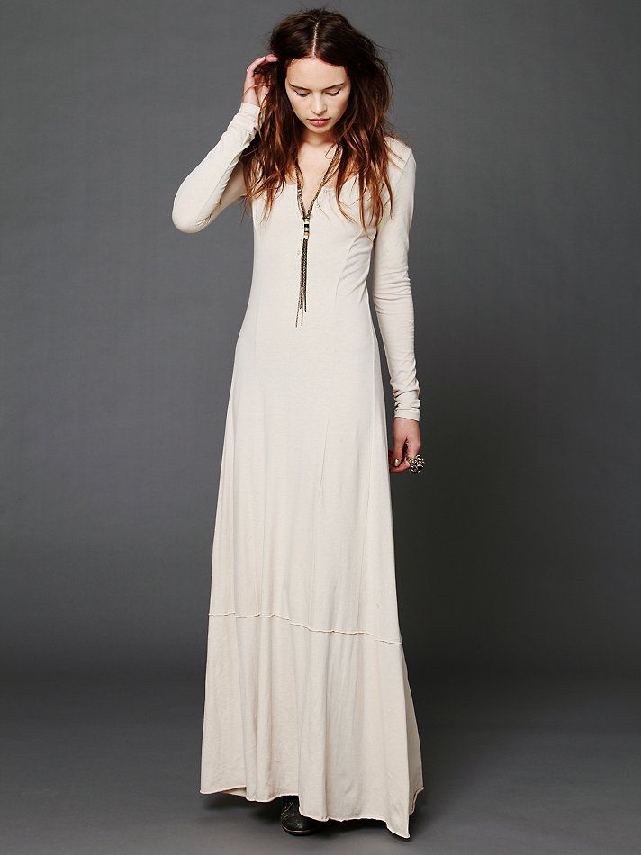 977fee321c FP Beach Miles of Henley Dress at Free People Clothing Boutique   My ...