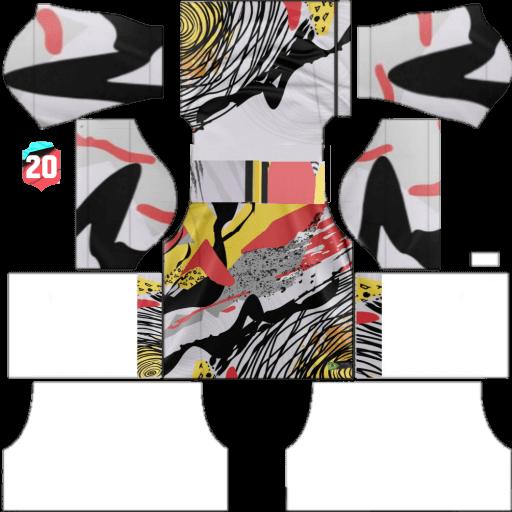 Fut 20 Kits For Dls 20 Dream League Soccer Sakib Pro In 2020 Soccer Kits Soccer Fifa Ultimate Team