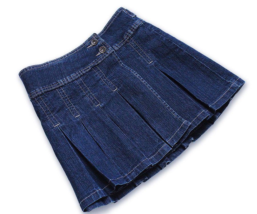 Internacionale Modna Mini Jeansowa Plisy 40 42 7012736008 Oficjalne Archiwum Allegro Outfits Mini Skirts Jean Skirt