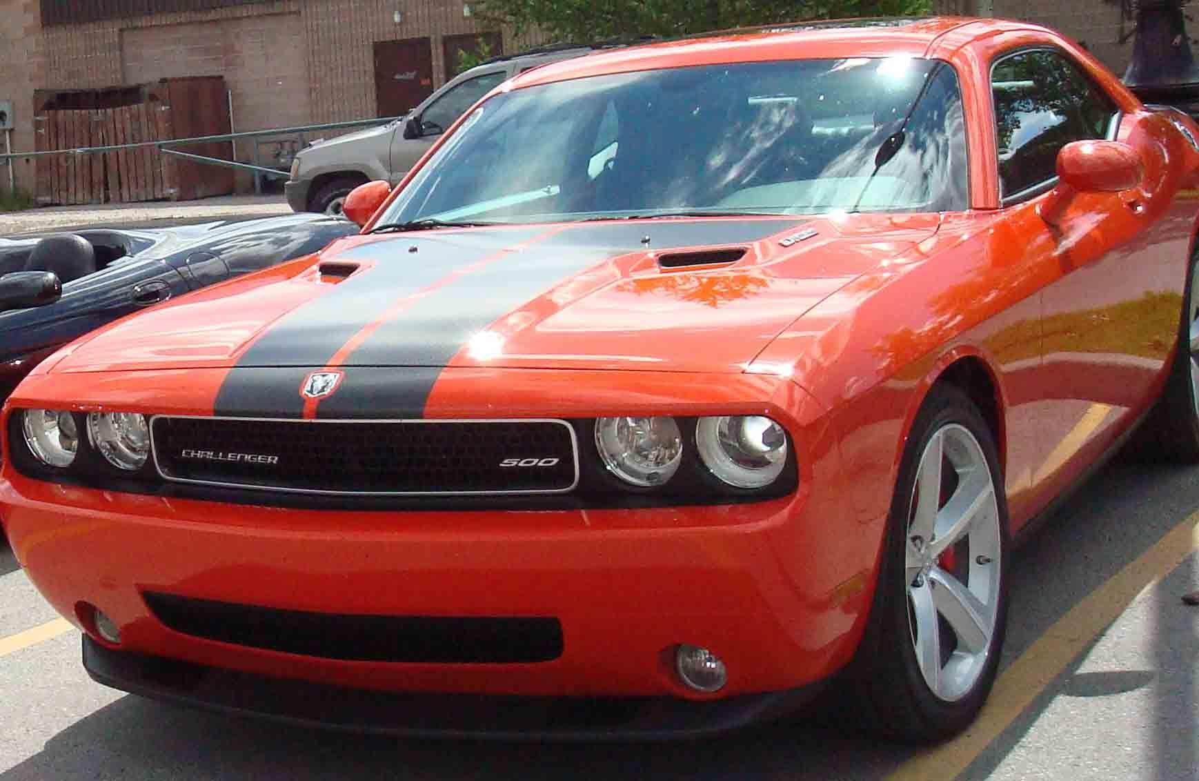 12++ Dodge challenger srt 2008 trends