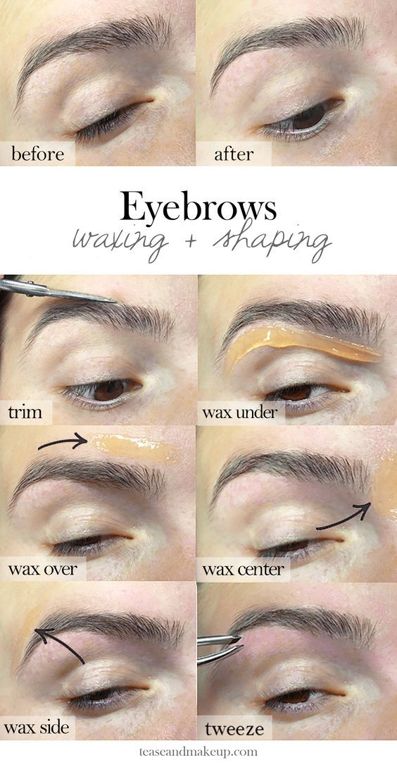 Eyebrow waxing shaping do it yourself at home eyebrow tutorial eyebrow waxing shaping do it yourself at home eyebrow tutorial waxing gigi wax kit diy brows teaseandmakeup solutioingenieria Choice Image