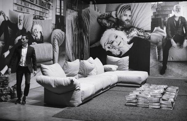 alex sofa montauk montreal sectional in slate furniture 2019 pinterest