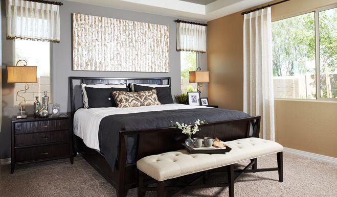 Pleasant Dominic Master Bedroom Dominic Floor Plan Richmond Interior Design Ideas Apansoteloinfo