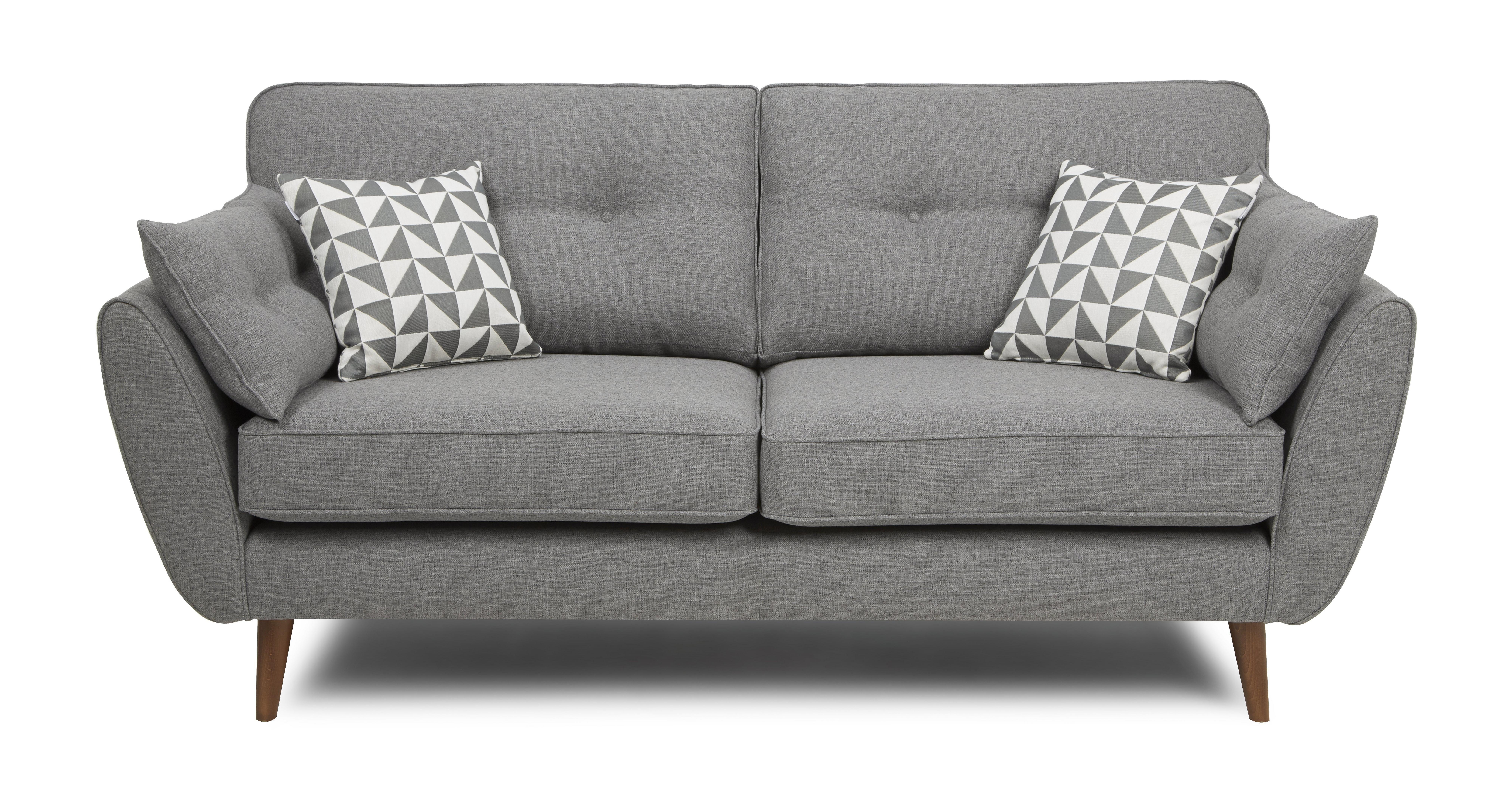 Zinc 4 Seater Sofa In 2020 Seater Sofa 3 Seater Sofa Mini Sofa
