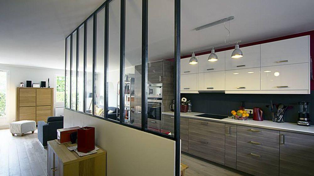 Avant / Après  Créer une cuisine ouverte pour moderniser son