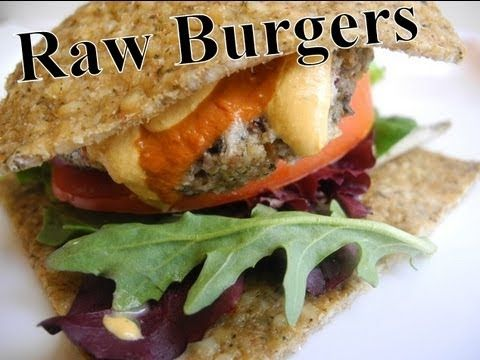Raw vegan recipes for kids burgers best burgers on earth share raw food vegan burger recipe for kids super raw life recipesraw food recipes vegan recipe videos forumfinder Image collections