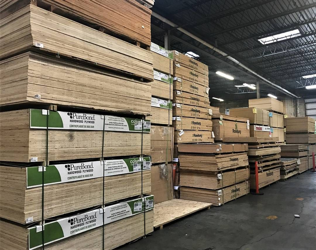 Our Warehouses Are Stocked Up For All Your Plywood Needs Gotwood