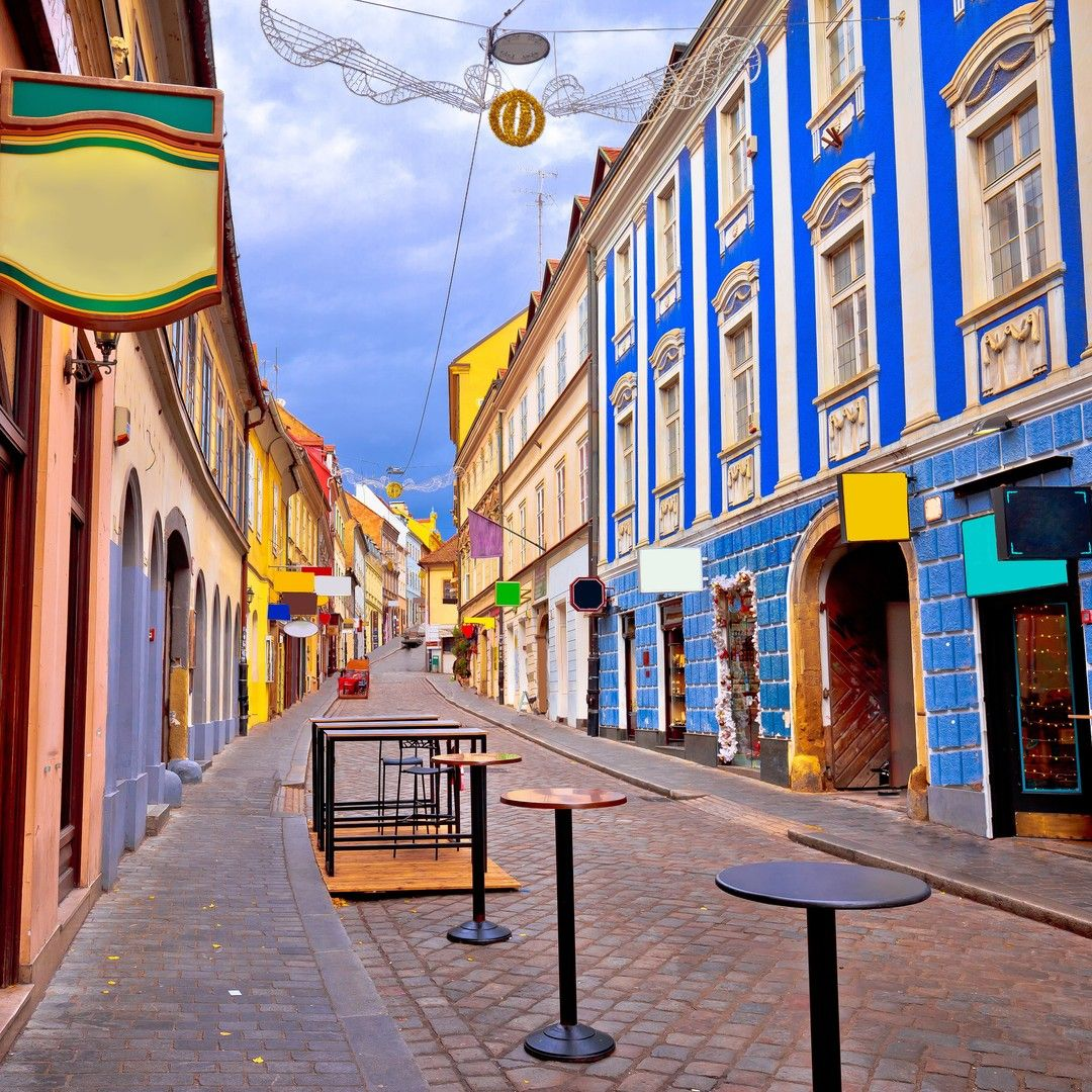Get To Know The Capital City Of Croatia And All Its Colors Zagreb Not Only Offers Incredible Cultural Experiences But In 2020 Zagreb Croatia Zagreb Incredible Places