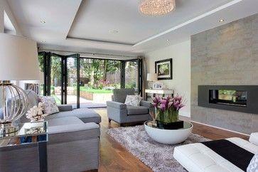 Karma House - contemporary - Living Room - South East - Amara ...
